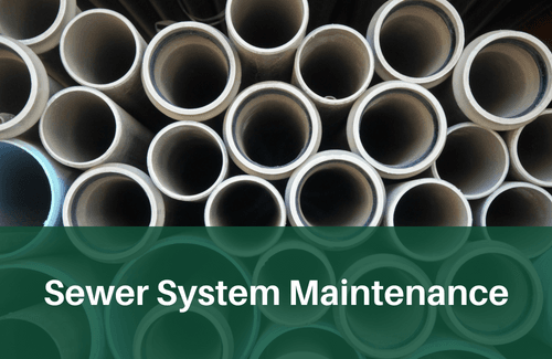 Sewer System Maintenance
