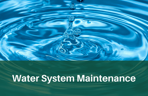 Water System Maintenance